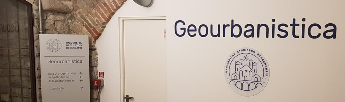 La nuova sede di Geourbanistica!